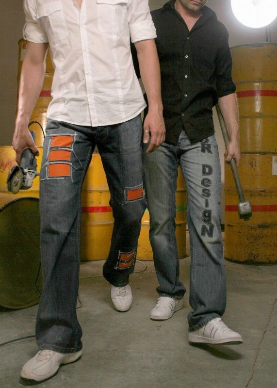 0 007 tuning jeans
